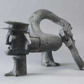 Stephen Hurst - Snake Pistol (Bronze) (3)