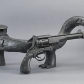 Stephen Hurst - Snake Pistol (Bronze) (9)