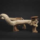 Stephen Hurst - Snake Pistol (Wood) (1)
