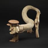 Stephen Hurst - Snake Pistol (Wood) (3)