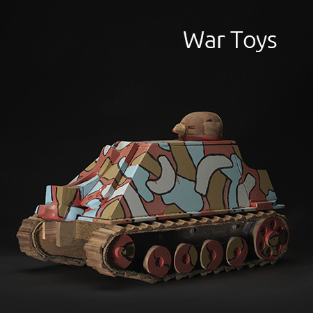 Link to War Toys (2014)