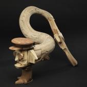 Stephen Hurst - Snake Pistol (Wood) (4)
