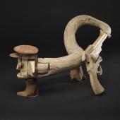 Stephen Hurst - Snake Pistol (Wood) (5)